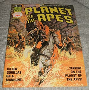 Planet of the Apes Volume 1 Number 14 November 1975