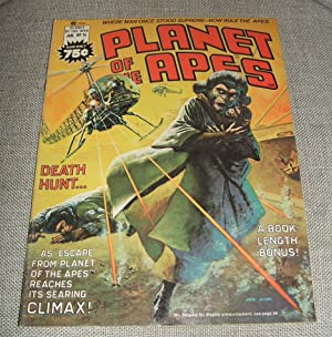 Planet of the Apes Volume 1 Number 16 January 1976