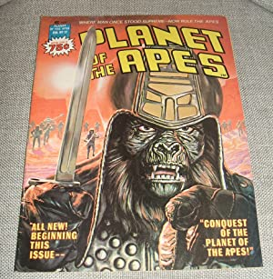 Planet of the Apes Volume 1 number 17 February 1976