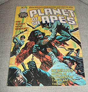 Planet of the Apes Volume 1 Number 18 March 1976
