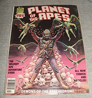Planet of the Apes Volume 1 Number 19 April 1976