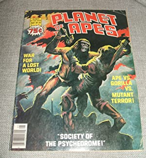 Planet of the Apes Volume 1 Number 20 May 1976