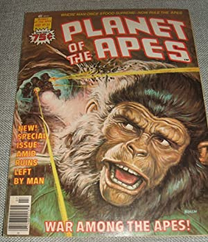 Planet of the Apes Volume 1 Number 22 July 1976