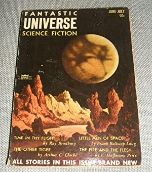 Fantastic Universe, June-July 1953 Volume 1 Number 1