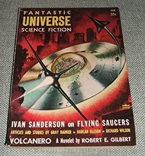 Fantastic Universe Science Fiction for February 1957