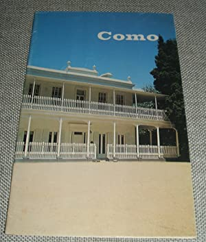 Como - Historic Melbourne House: National Trust Of