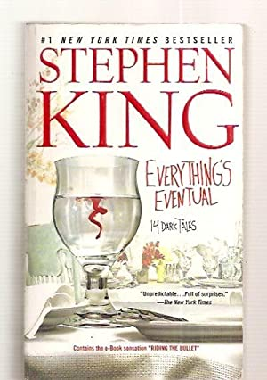 EVERYTHING'S EVENTUAL: 14 DARK TALES: King, Stephen [cover
