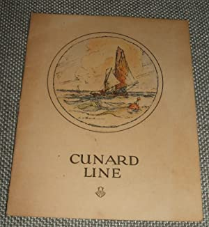 Original 1927 Dinner Ships Dinner menu from The R.M.S. Laconia Signed by various Passengers