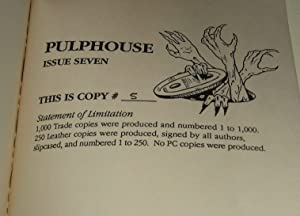 Pulphouse: The Hardback Magazine: Issue Seven [7] Spring 1990 [horror]