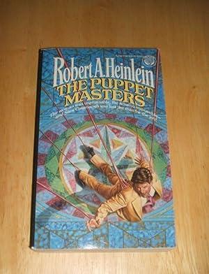 The Puppet Masters: Robert Heinlein