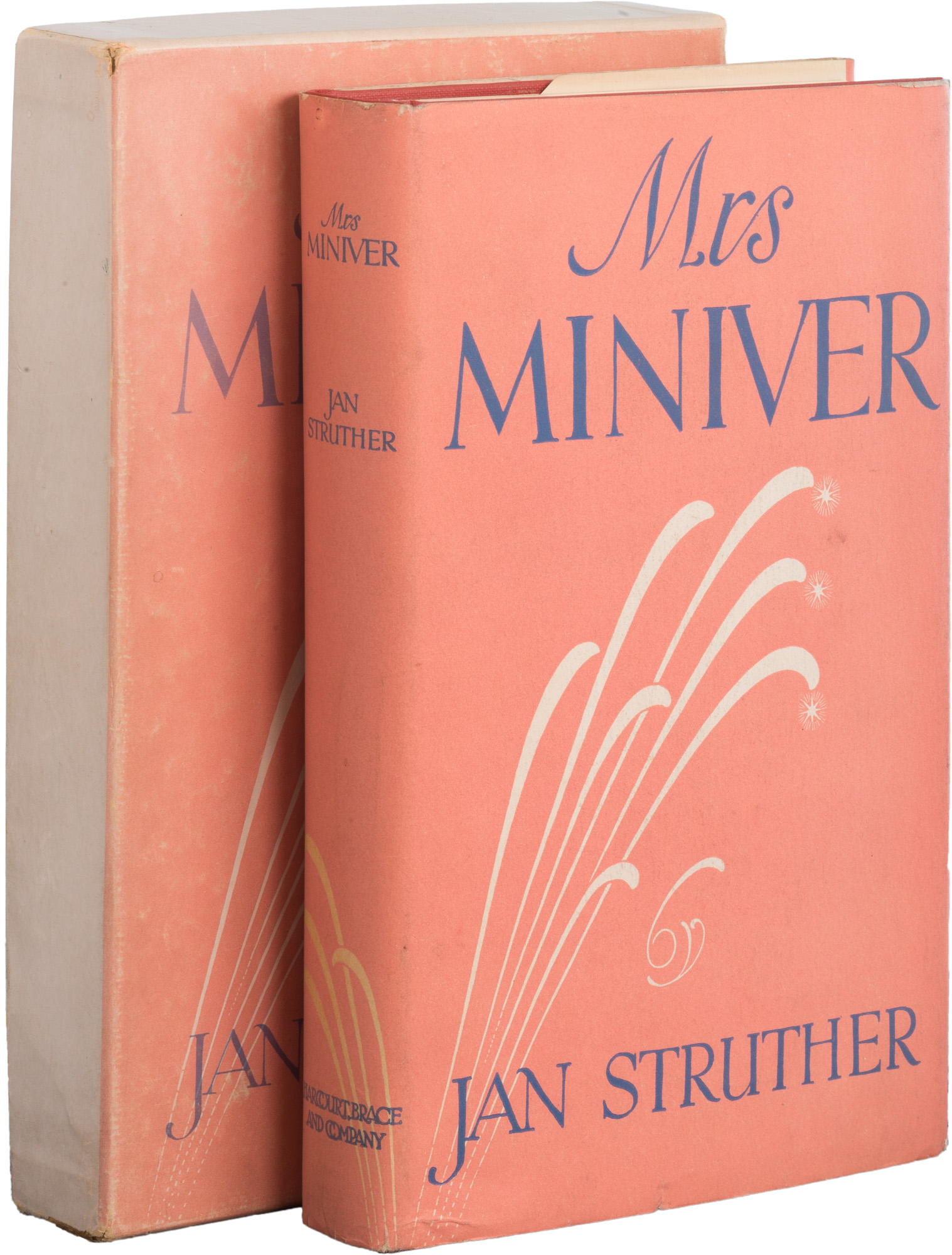 Mrs. Miniver Struther, Jan Fine