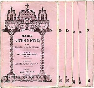 Marie Antoinette; or, The Chevalier of the: Dumas, Alexandre