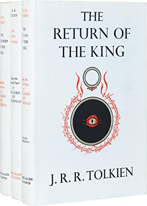 The Lord of the Rings: Tolkien, J.R.R.