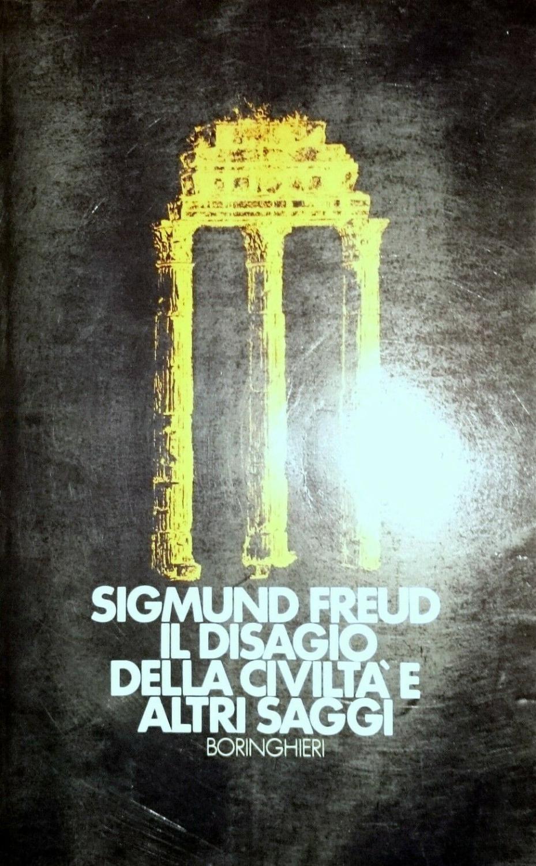 Il disagio della civiltà e altri saggi - FREUD SIGMUND