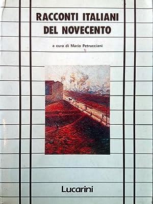 RACCONTI ITALIANI DEL NOVECENTO: MARIO PETRUCCIANI A
