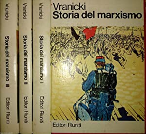 STORIA DEL MARXISMO 3 VOLUMI IN COFANETTO