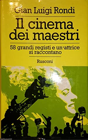 IL CINEMA DEI MAESTRI 58 GRANDI REGISTI: GIAN LUIGI RONDI