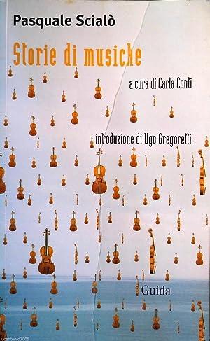 STORIE DI MUSICHE: PASQUALE SCIALÒ