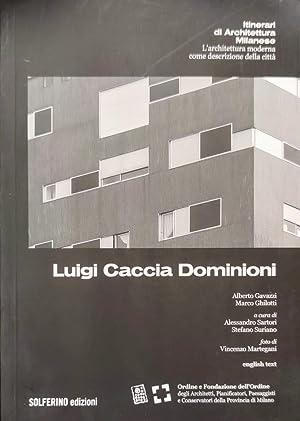 Luigi Caccia Dominioni: Alberto Gavazzi Marco