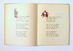 Die Rote Glocke. Gedichte.: Schott, Siegfried: