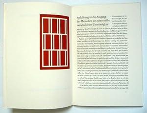 Beantwortung der Frage: Was ist Aufklärung. Mit 9 (der erste signiert) Orig.-Holzschnitten von...
