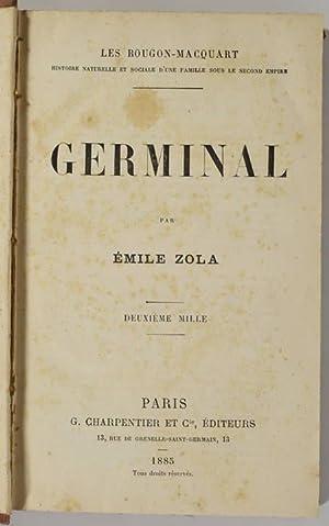 Germinal: ZOLA (Emile)