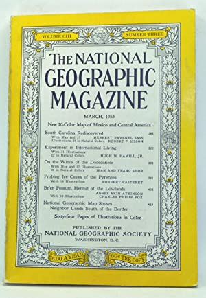 The National Geographic Magazine, Volume 103, Number 3 (March 1953)