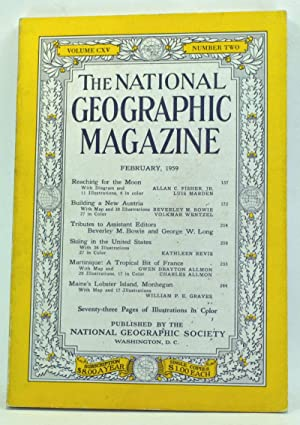 The National Geographic Magazine, Volume 115 Number: Grosvenor, Melville Bell