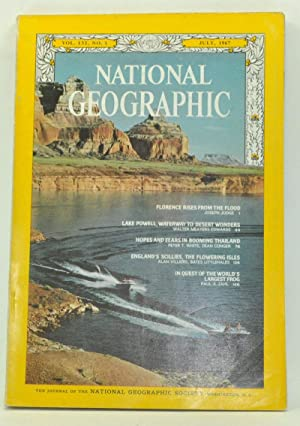 The National Geographic Magazine, Volume 132, Number 1 (July 1967)