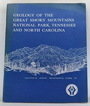 Geology of the Great Smoky Mountains National Park, Tennessee and North Carolina