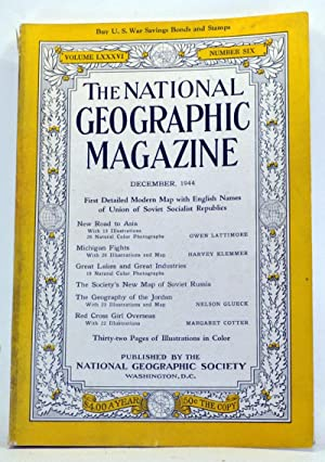 The National Geographic Magazine, Volume 86 Number 6 (December 1944)