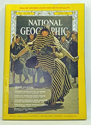 The National Geographic Magazine, Volume 133, Number 6 (June 1968)