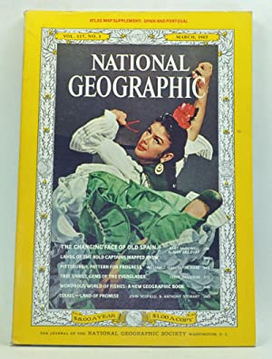 The National Geographic Magazine, Volume 127, Number 3 (March 1965)
