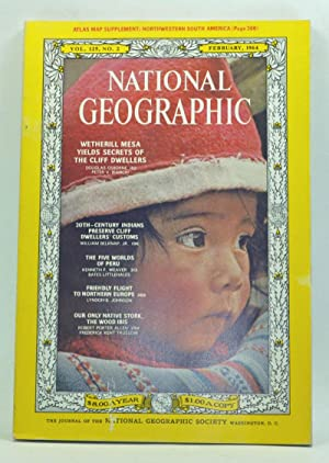 The National Geographic Magazine, Volume 125, Number 2 (February 1964)