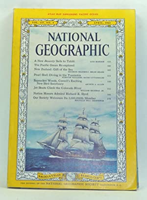 The National Geographic Magazine, Volume 121, Number 4 (April 1962)