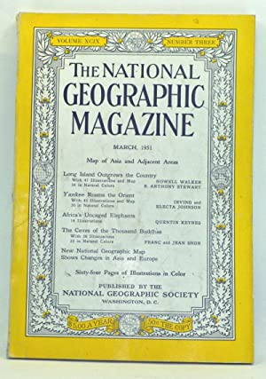 The National Geographic Magazine, Volume 99, Number: Grosvenor, Gilbert (ed.);