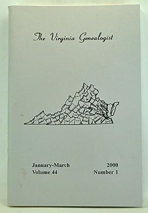 The Virginia Genealogist, Volume 44, Number 1,: Dorman, John Frederick