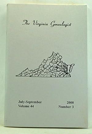 The Virginia Genealogist, Volume 44, Number 3,: Dorman, John Frederick