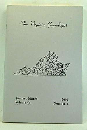 The Virginia Genealogist, Volume 46, Number 1,: Dorman, John Frederick