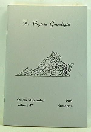 The Virginia Genealogist, Volume 46, Number 2,: Dorman, John Frederick