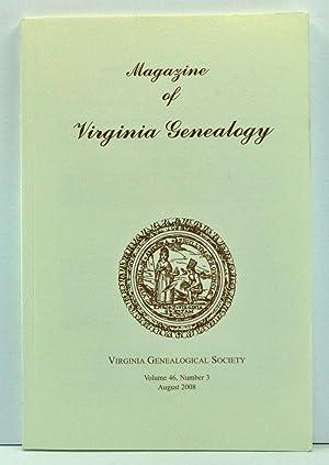 Magazine of Virginia Genealogy, Volume 46, Number: Little, Barbara Vines