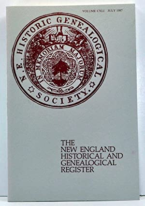 The New England Historical and Genealogical Register,: Nielsen, Donald M.
