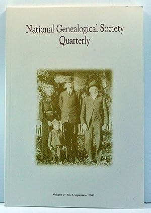 National Genealogical Society Quarterly, Volume 97, Number: Jones, Thomas W.