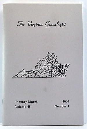 The Virginia Genealogist, Volume 48, Number 1,: Dorman, John Frederick