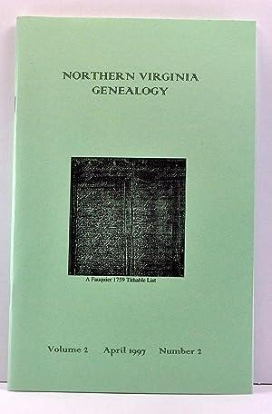 Northern Virginia Genealogy, Volume 2, Number 2: Scott, Craig R.