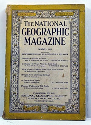 The National Geographic Magazine, Volume 69, Number 3 (March, 1936)
