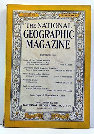 The National Geographic Magazine, Volume 90, Number 4 (October, 1946)