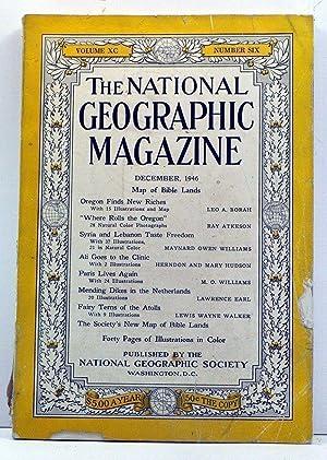 The National Geographic Magazine, Volume 90, Number: Grosvenor, Gilbert (ed.);