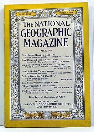 The National Geographic Magazine, Volume 91, Number: Grosvenor, Gilbert (ed.);