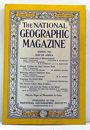 The National Geographic Magazine, Volume 97, Number 3 (March, 1950)